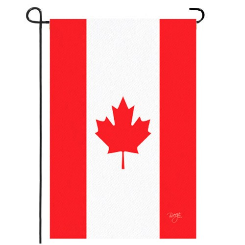 Canadian Garden Flag National Flags Themes