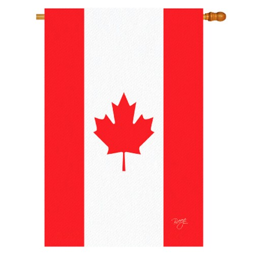 Canadian House Flag National Flags Themes